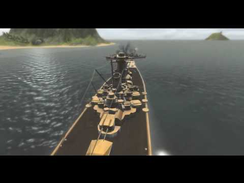 Ships of Battle The Pacific