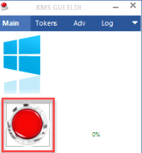 Activation of Windows 10 with KMSPico