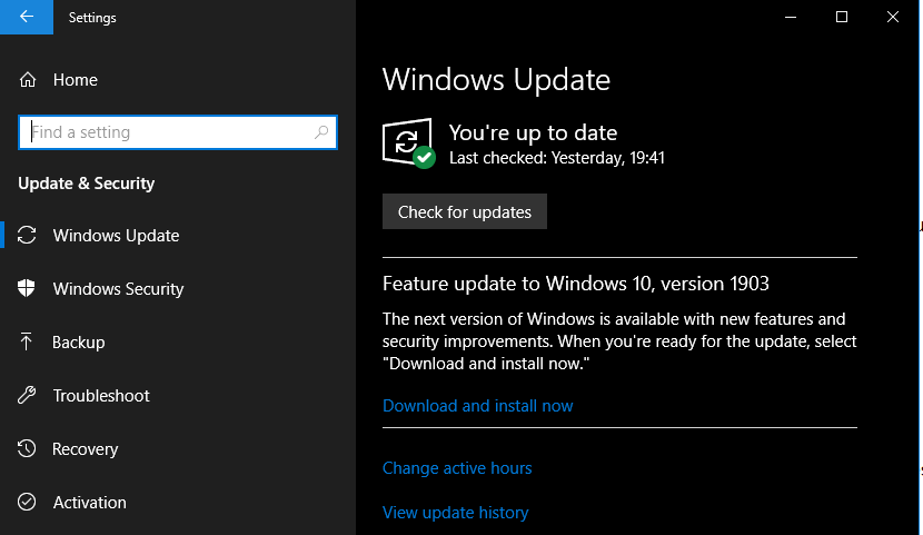 How to Schedule Windows 10 Automatic Updates