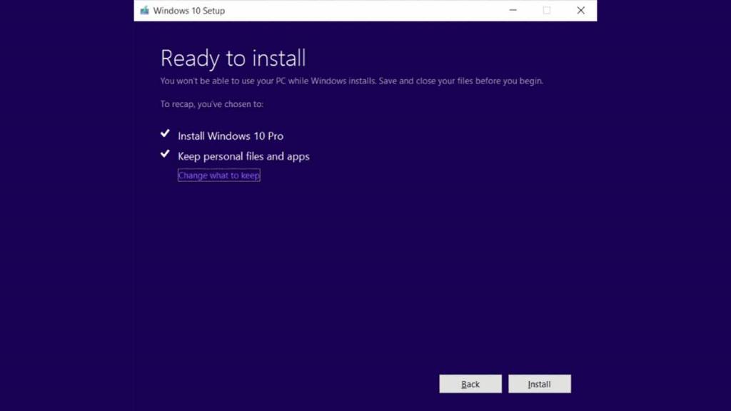How to Update Windows 10 Via Media Creation Tool