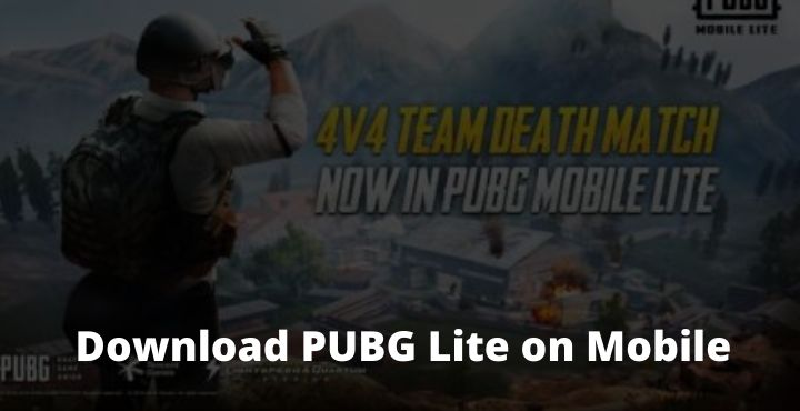 How to Download PUBG Lite on Mobile
