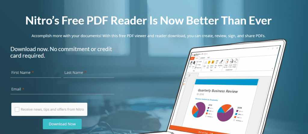 How to Convert JPG Files to PDF with Nitro Reader