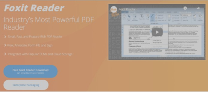 How to convert JPG files to PDF with Foxit Reader