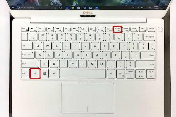 How to Take Screenshots on Windows 10 Laptop PCs