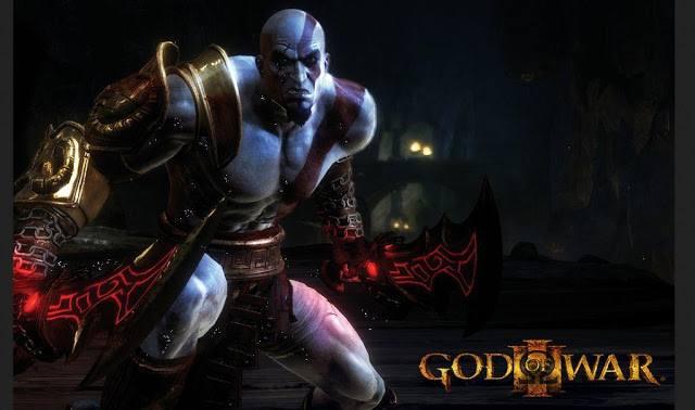 God Of War Ghost Sparta