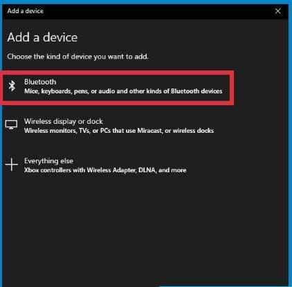 How To Send Files Via Bluetooth on Windows 10