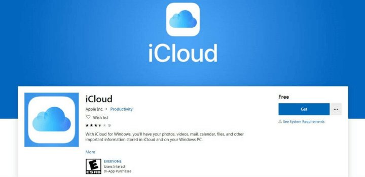 How to Install & Use iCloud on Windows 10