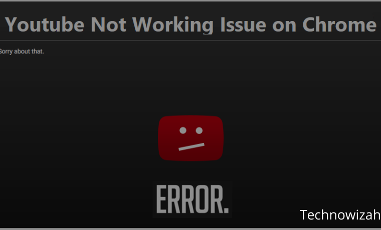 Fix YouTube Not Working With Chrome