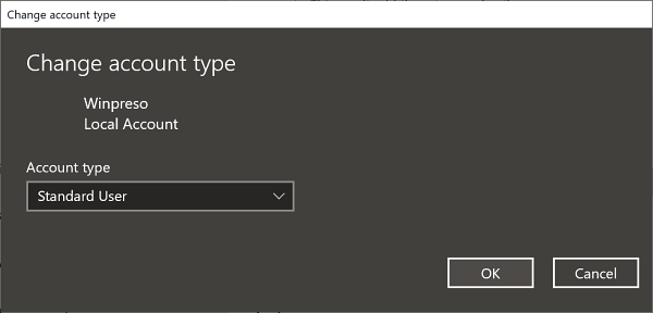 How to Limit User Access in Windows 10
