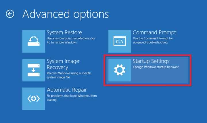 How to enter Safe mode in Windows 8