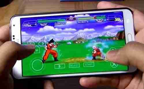 Dragon Ball Z Game Shin Budokai Series