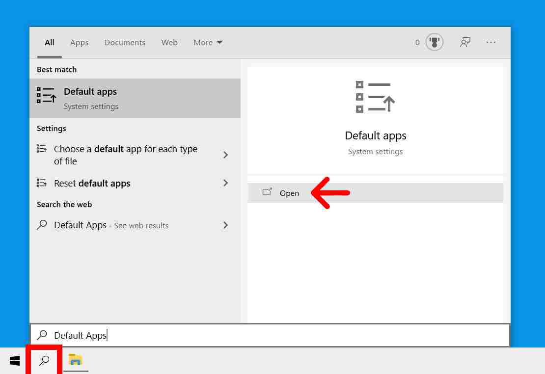 How to Change Default Browser in Windows 10 and Mac