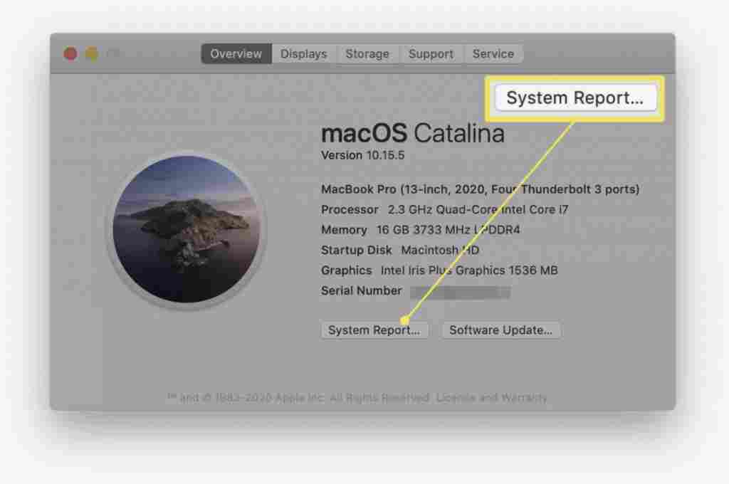 How to Check More Detailed MacBook Battery Information