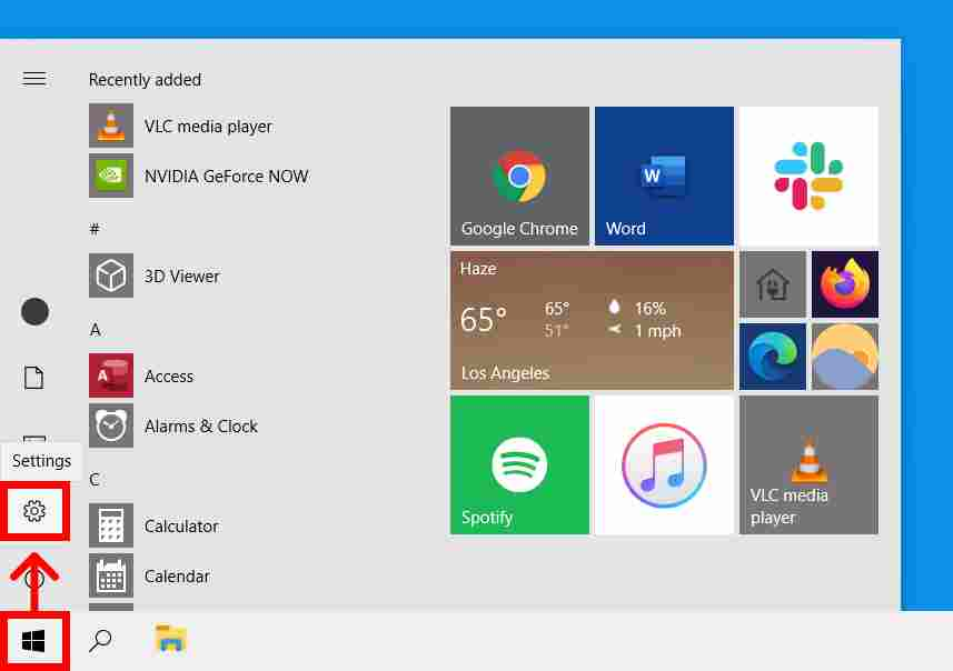 How to Check Windows 10 Laptop specifications