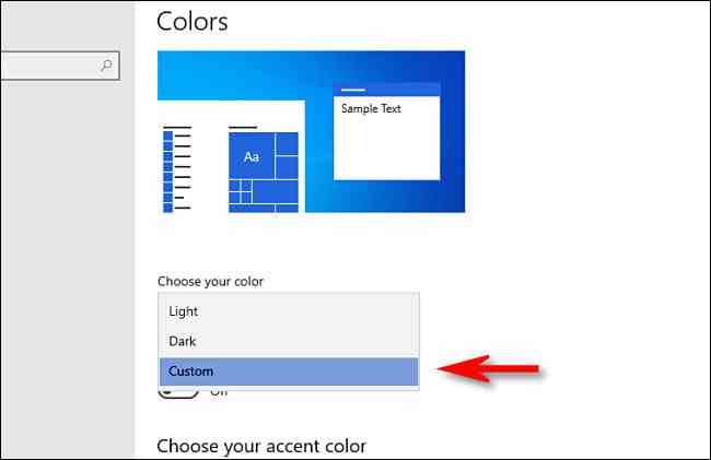 How to Choose a Custom Color for Windows 10 Start Menu