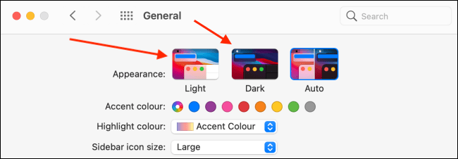 How to Enable Mac Dark Mode from System Preferences