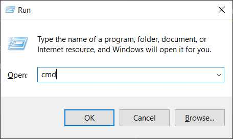 How to Force Close an Application on a Windows 10 PC using Command Prompt