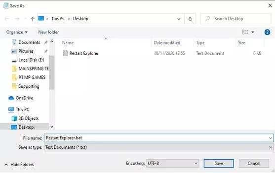 How to Overcome File Explorer Not Responding Through Batch File