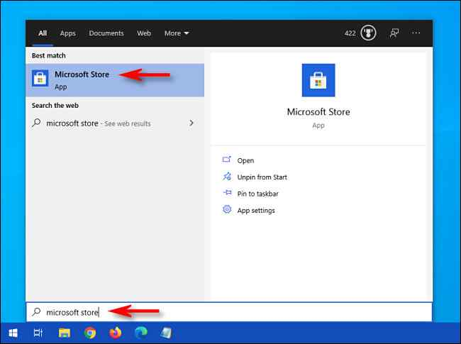 How to Reinstall Applications on Microsoft Store