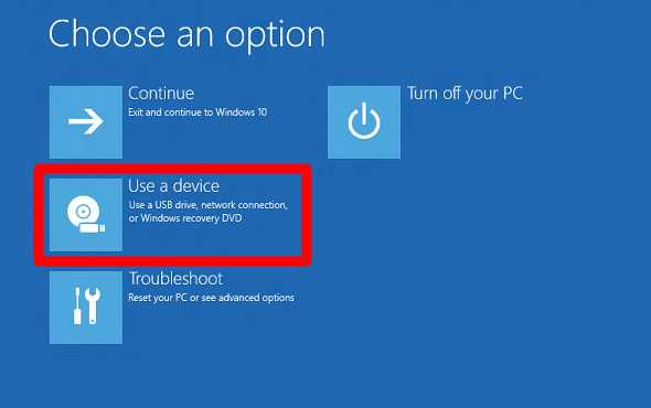 How to install Linux on Windows 10 from USB