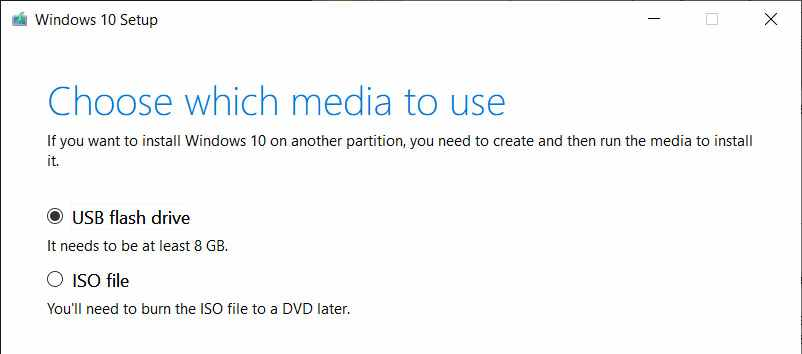 How to reinstall Windows 10 on a malfunctioning PC