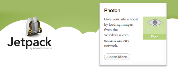 Photons by Jetpack