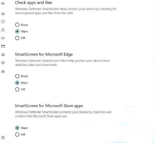 Windows Security (Windows Defender)