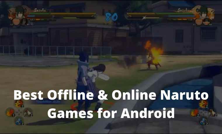 17+ Best Offline & Online Naruto Games for Android