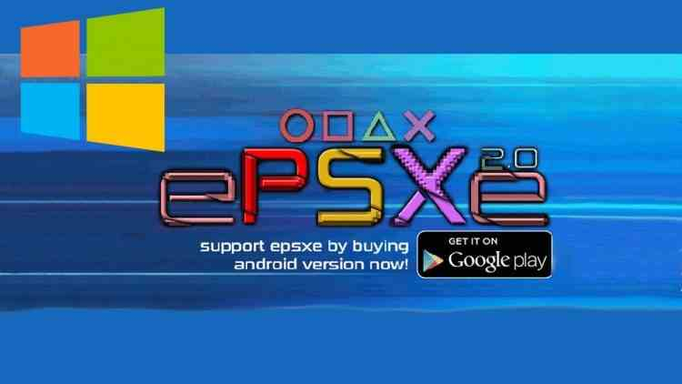 EPSXe emulator (PC and Android)