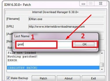 Eliminating Fake Serial Number Messages with Patches