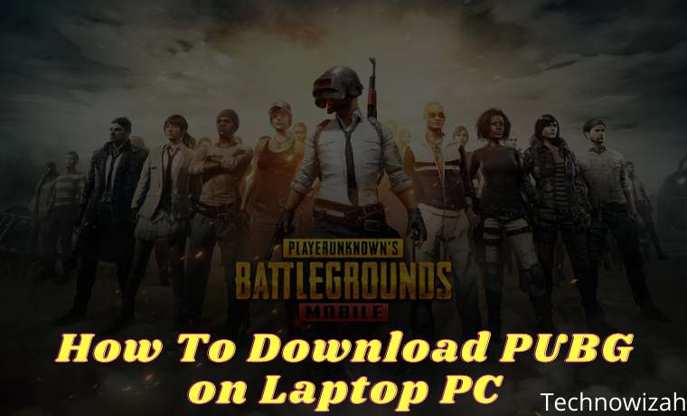 How To Download PUBG on Laptop PC
