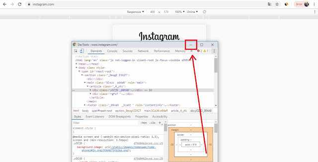 How to DM Instagram From PC Without an Application