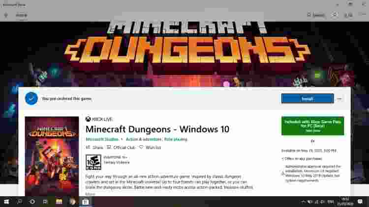 How to Download Minecraft on Windows 10