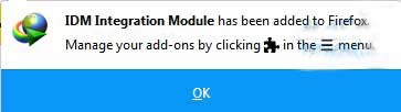 How to Enable IDM in Mozilla Firefox