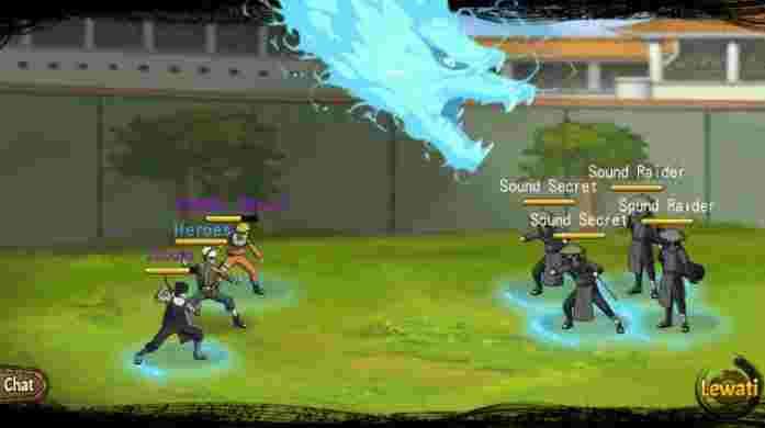 Konoha Heroes