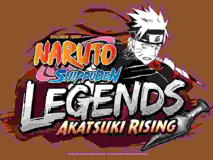 Naruto Shippuden Legends Akatsuki Rising