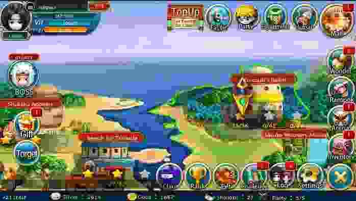 Ninja World 3D