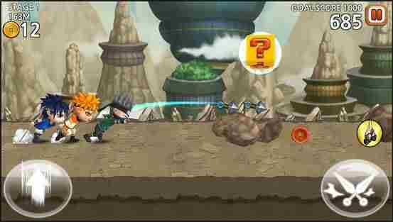 Ultimate Battle Ninja Dash