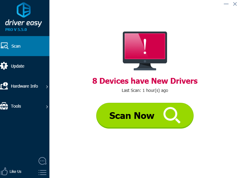 Update WiFinetwork drivers driver