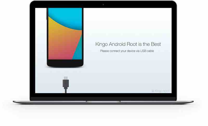 Using Kingo Root