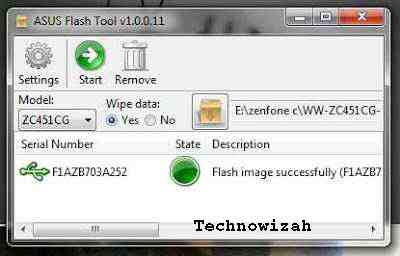 3 Ways to Flash Asus Zenfone C Z007 100% Succsess