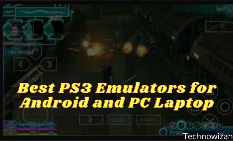 7 Best PS3 Emulators for Android and PC Laptop