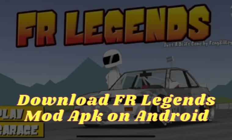 Download FR Legends Mod Apk on Android