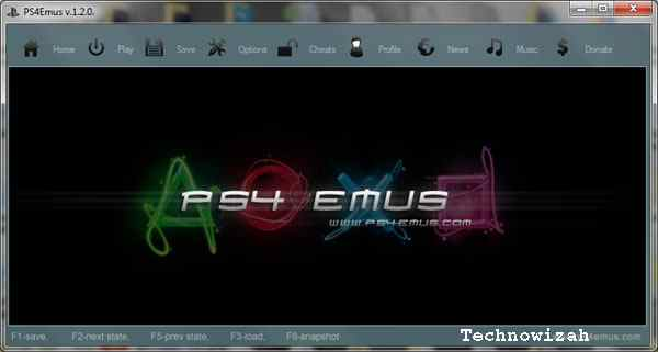 PS4Emus