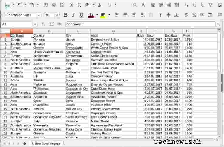 Understanding Excel Tables