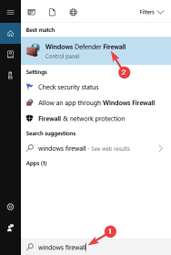 Add Chrome to your firewall exclusion list