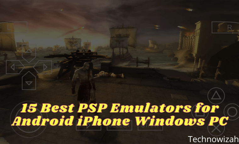 15 Best PSP Emulators for Android iPhone Windows PC