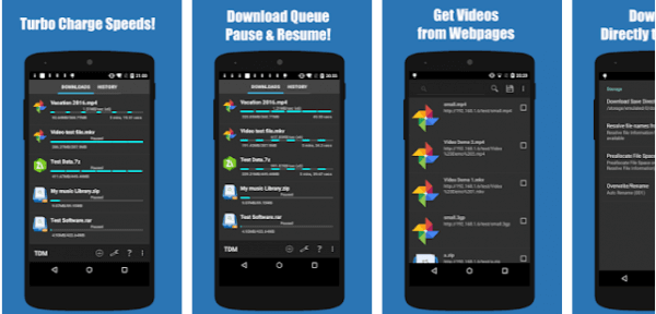 Turbo Download Manager