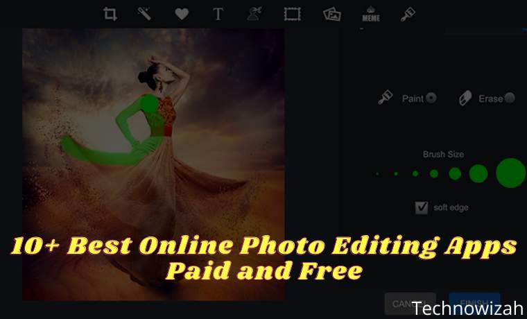 10+ Best Online Photo Editing Apps Paid and Free
