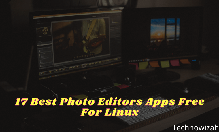 17 Best Photo Editors Applications Free For Linux